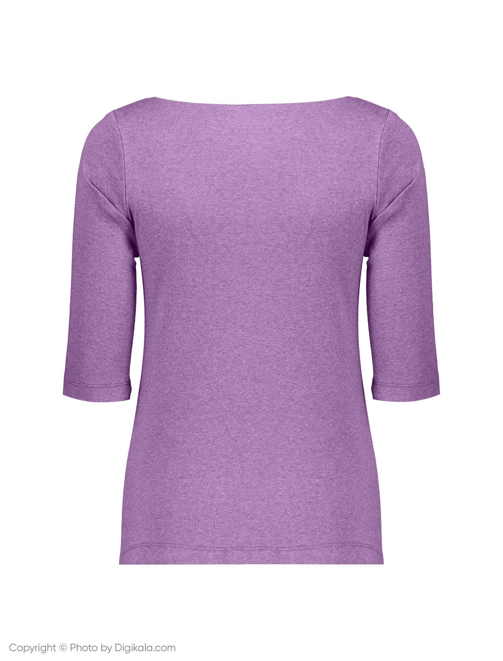 تی شرت زنانه گارودی مدل 1003113012-75 -  - 3