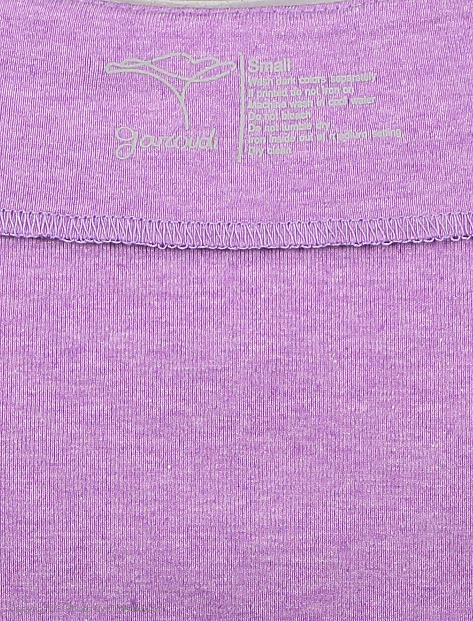 تی شرت زنانه گارودی مدل 1003113012-75 -  - 4