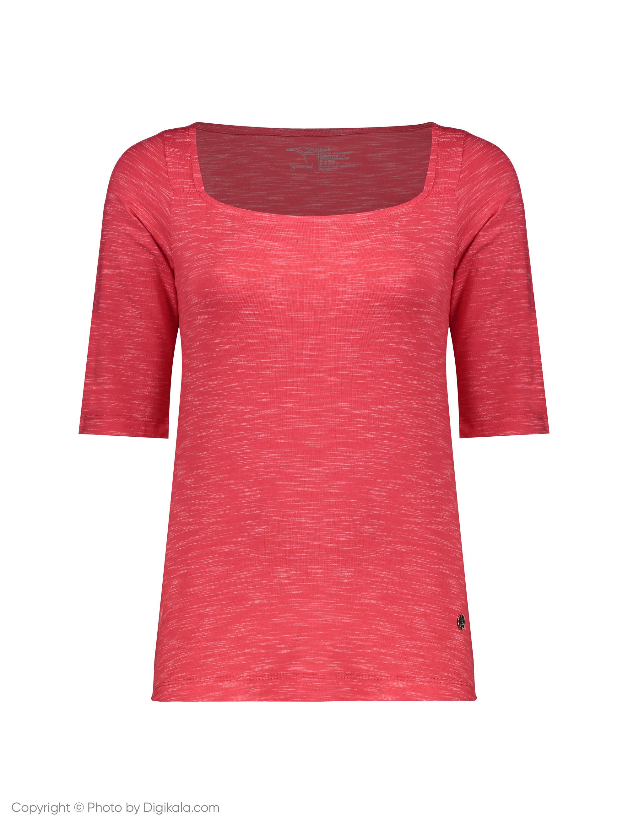 تی شرت زنانه گارودی مدل 1003112018-85 -  - 1