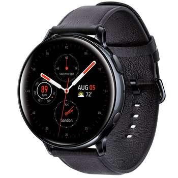 ساعت هوشمند سامسونگ مدل Galaxy Watch Active2 44mm Leatherband Smart