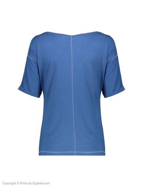 تی شرت زنانه گارودی مدل 1003103022-57 -  - 3