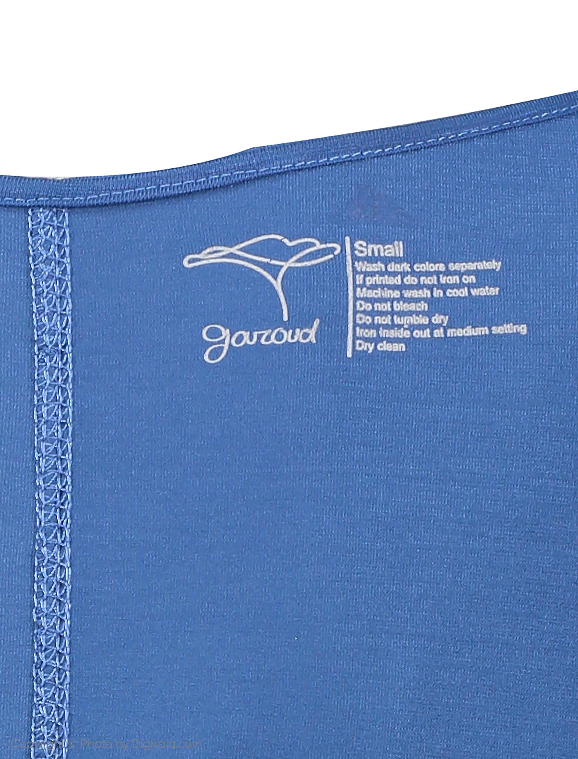 تی شرت زنانه گارودی مدل 1003103022-57 -  - 5