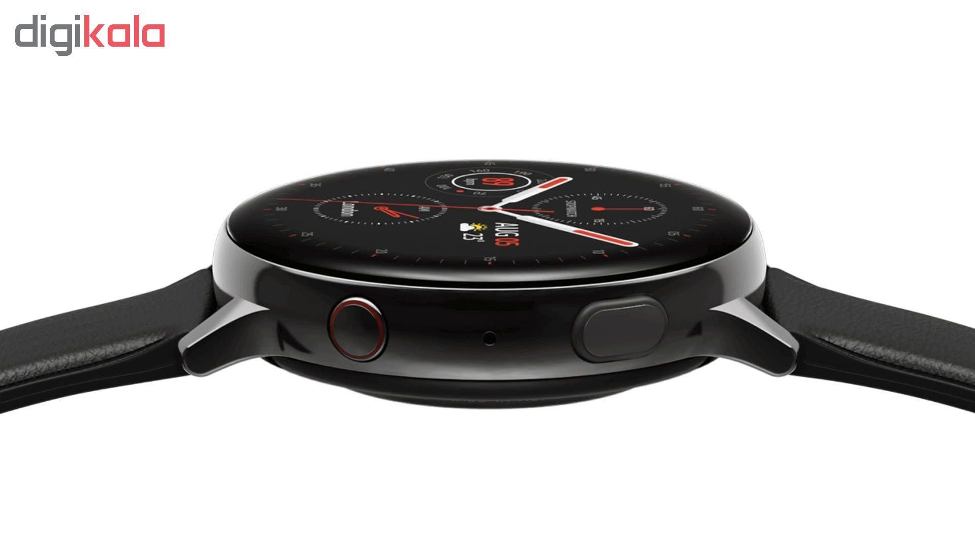 ساعت هوشمند سامسونگ مدل Galaxy Watch Active2 44mm Leatherband Smart main 1 1
