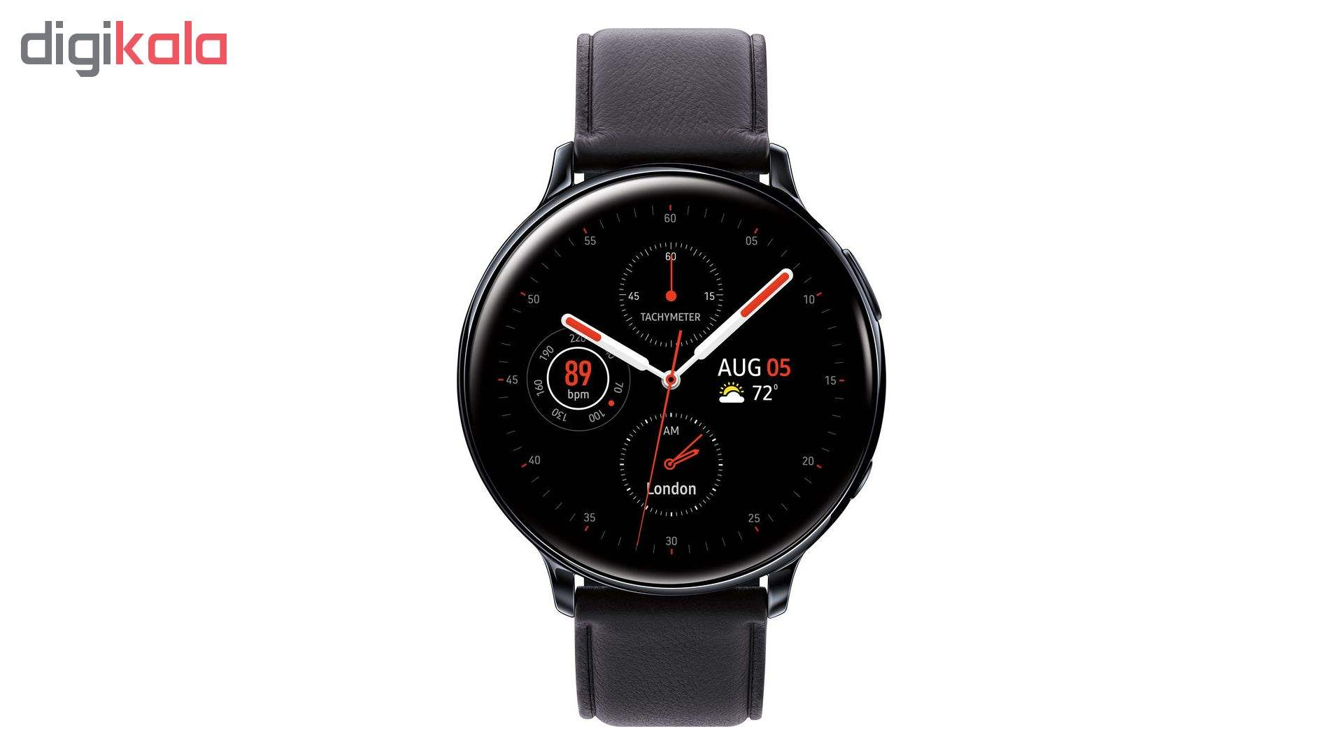 ساعت هوشمند سامسونگ مدل Galaxy Watch Active2 44mm Leatherband Smart main 1 2