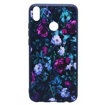 کاور طرح colorful flowers مدل Ner-007 مناسب برای گوشی موبایل سامسونگ Galaxy M20
