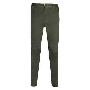 شلوار مردانه مدل TRO-COT-2D  رنگ سبز