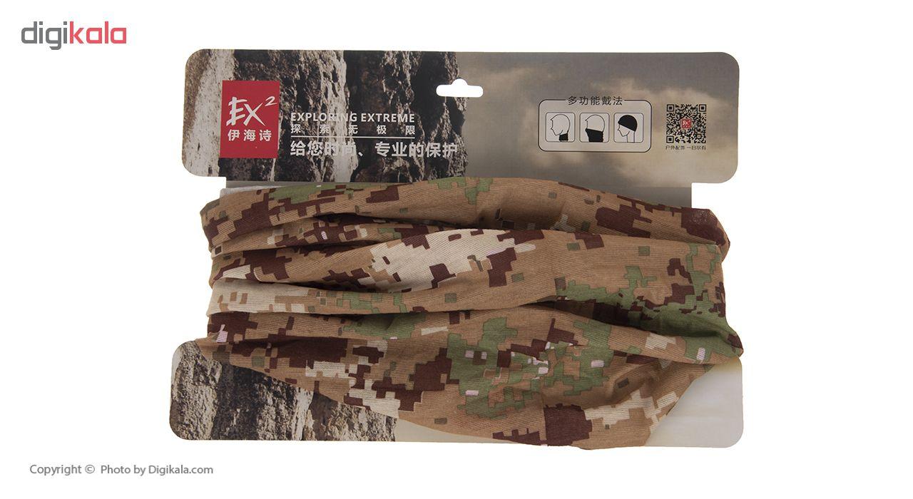 دستمال سر و گردن ای ایکس 2 مدل EX-020