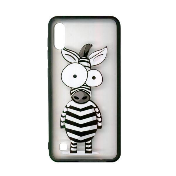 کاور طرح animal  کد 2042 مناسب برای گوشی موبایل سامسونگ  Galaxy A10