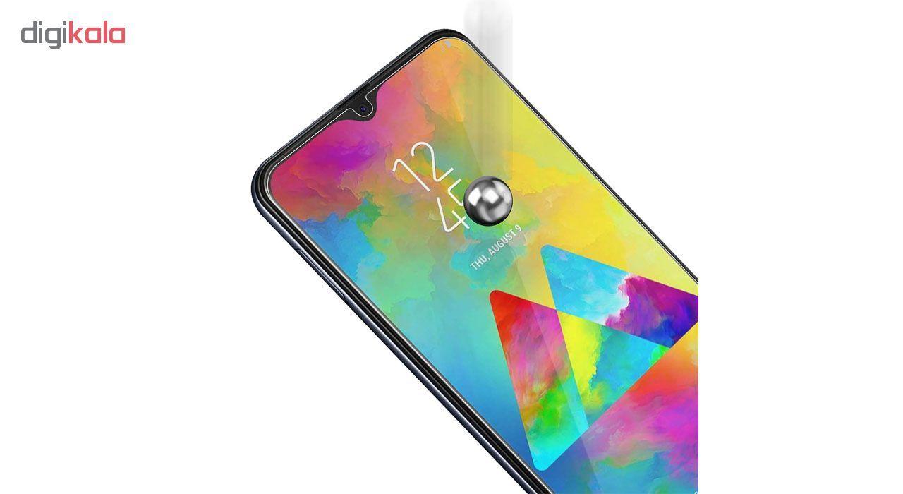 محافظ صفحه نمایش سیحان مدل CLT مناسب برای گوشی موبایل سامسونگ Galaxy M20 main 1 4