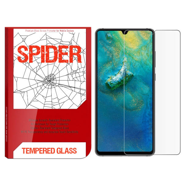 محافظ صفحه نمایش اسپایدر مدل S-TMP002 مناسب برای گوشی موبایل هوآوی Y7 2019