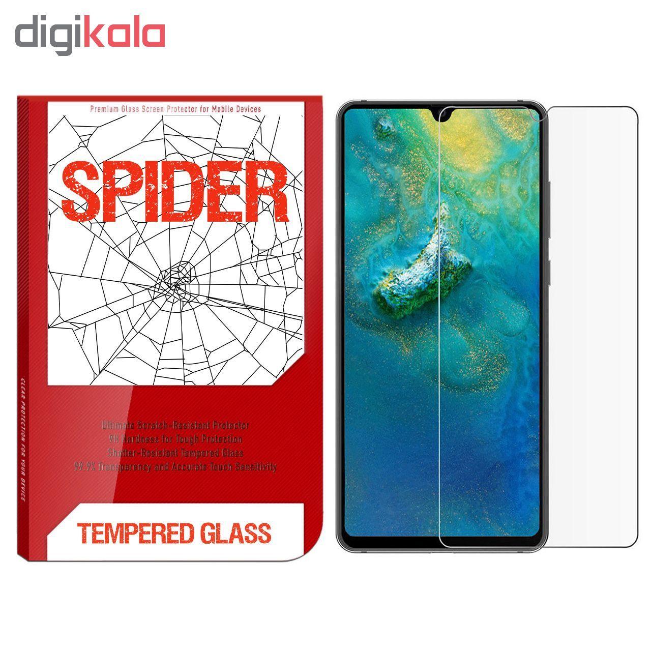 محافظ صفحه نمایش اسپایدر مدل S-TMP002 مناسب برای گوشی موبایل هوآوی Y7 2019 main 1 1