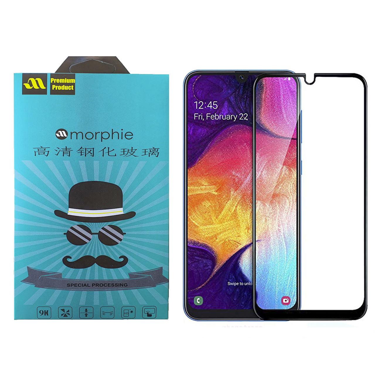محافظ صفحه نمایش 6D مورفی مدل MR7 مناسب برای گوشی موبایل سامسونگ Galaxy A10