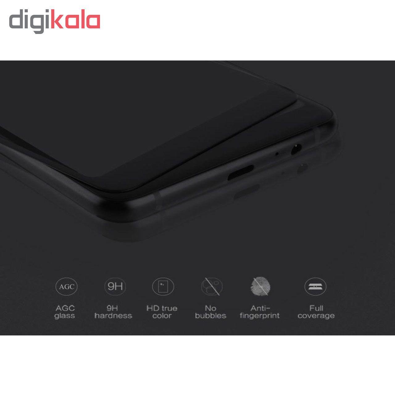 محافظ صفحه نمایش 6D مورفی مدل MR7 مناسب برای گوشی موبایل سامسونگ Galaxy A10 main 1 2
