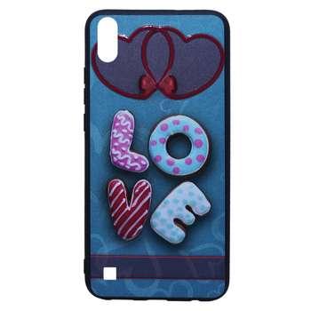 کاور طرح Love مدل Ner-007 مناسب برای گوشی موبایل سامسونگ Galaxy M10