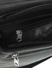 کیف رودوشی چرم مشهد مدل X5012-001 -  - 5