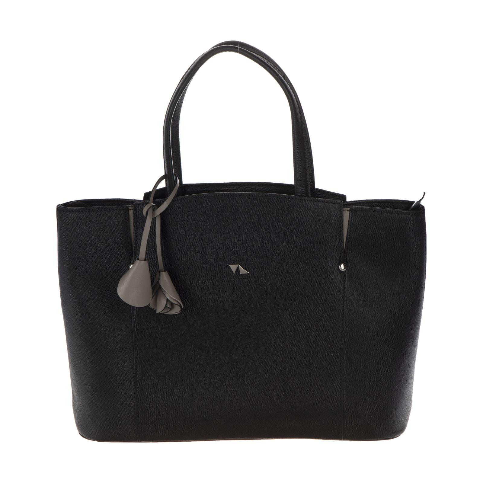 کیف دستی زنانه چرم مشهد مدل S0716-001 -  - 2