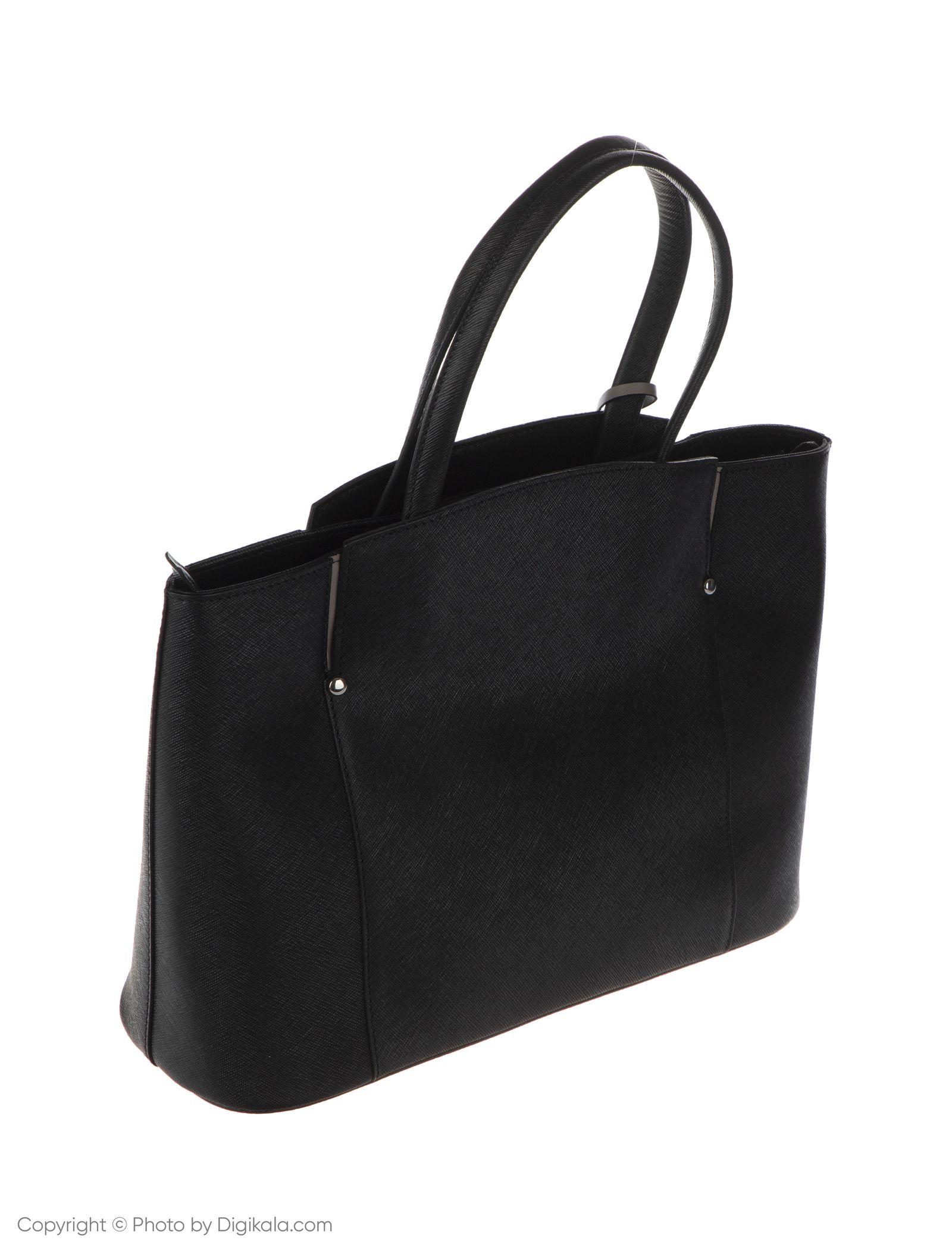 کیف دستی زنانه چرم مشهد مدل S0716-001 -  - 6