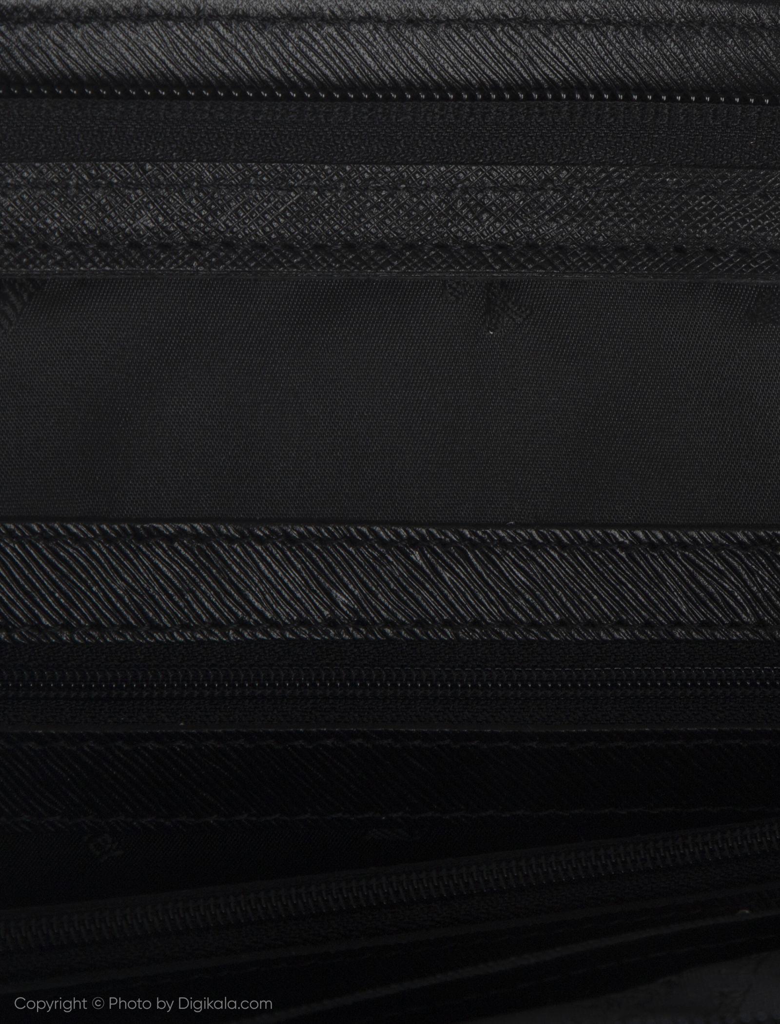 کیف دستی زنانه چرم مشهد مدل S0716-001 -  - 9