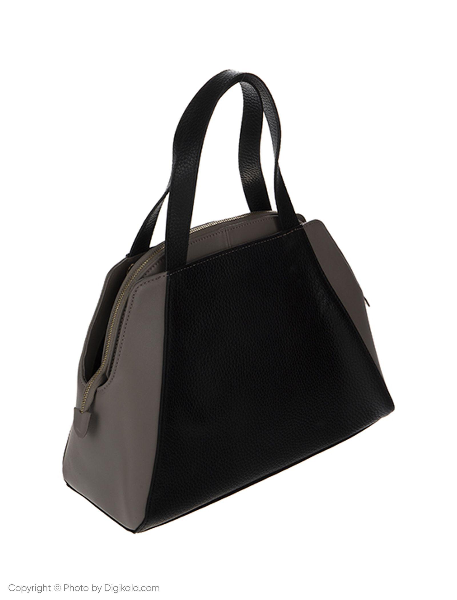 کیف دستی زنانه چرم مشهد مدل S0712-008 -  - 5