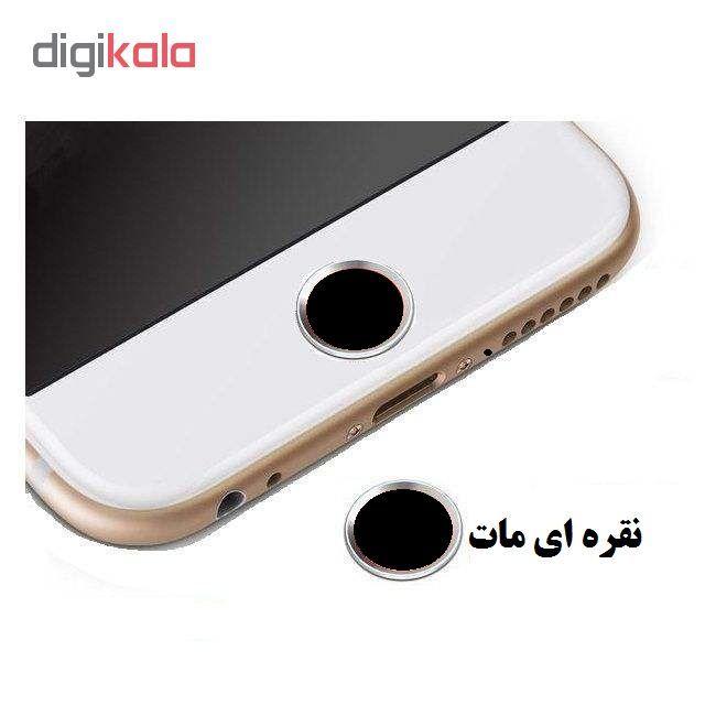 محافظ دکمه هوم مناسب برای گوشی اپل main 1 17