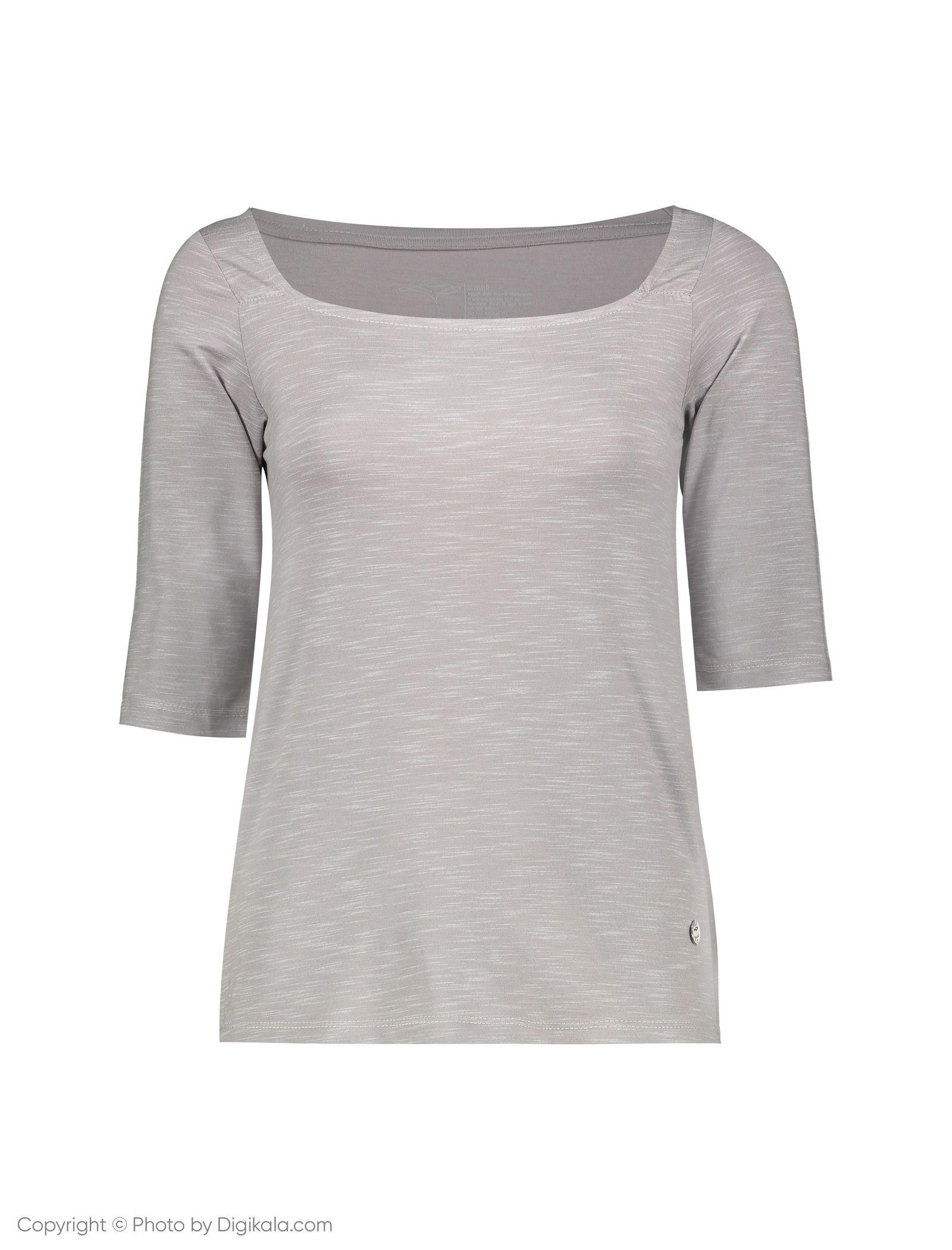 تی شرت زنانه گارودی مدل 1003112018-91 -  - 1
