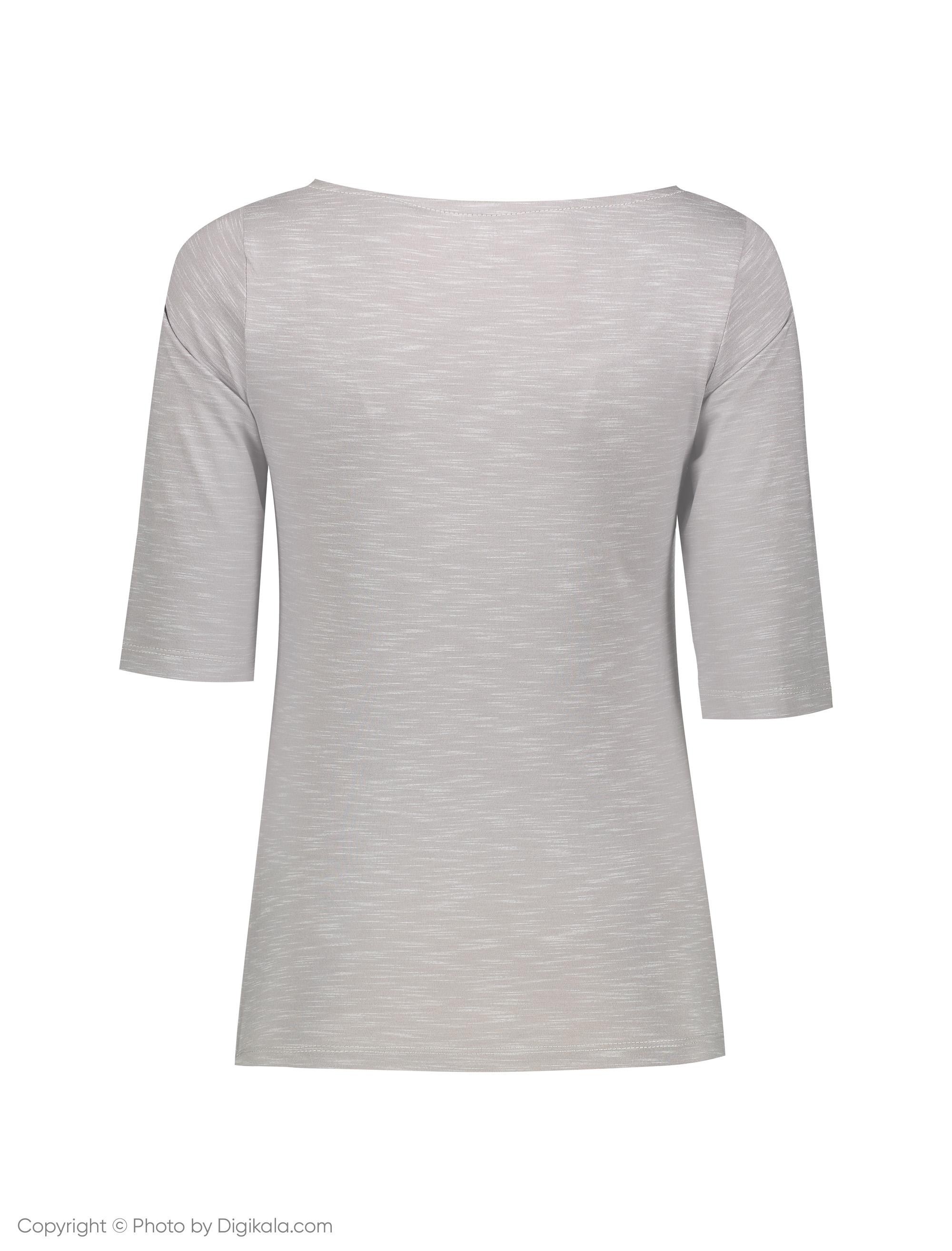 تی شرت زنانه گارودی مدل 1003112018-91 -  - 3