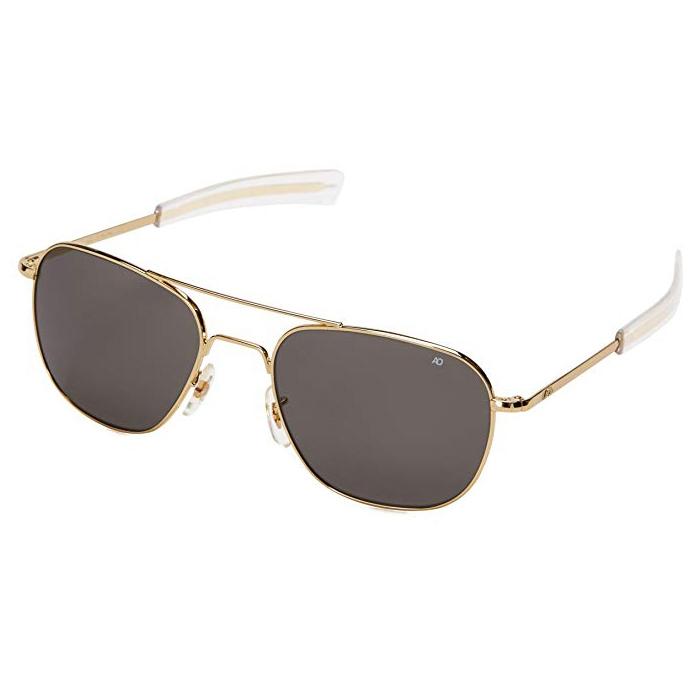 عینک آفتابی امریکن اوپتیکال مدل AO ORIGINAL PILOT کد G-55
