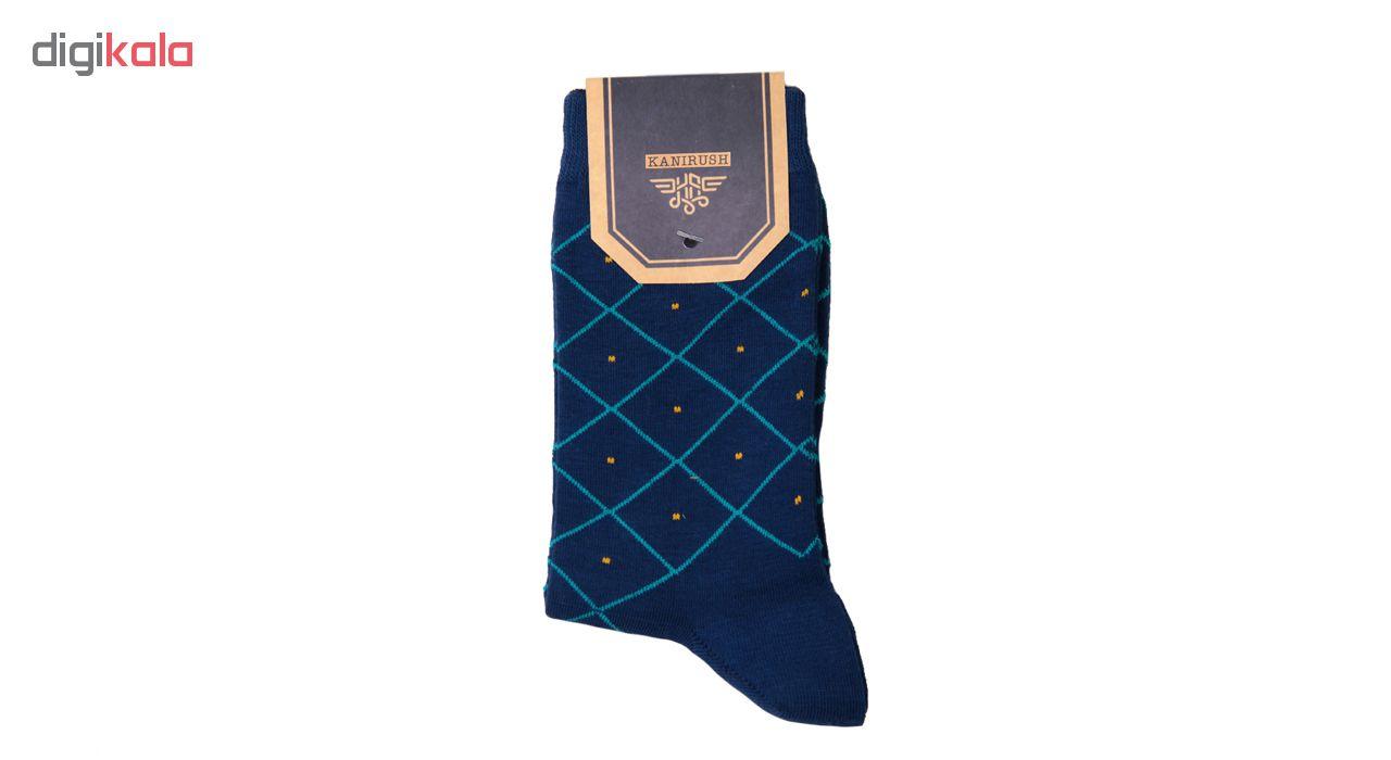 جوراب مردانه کانی راش کد 201954
