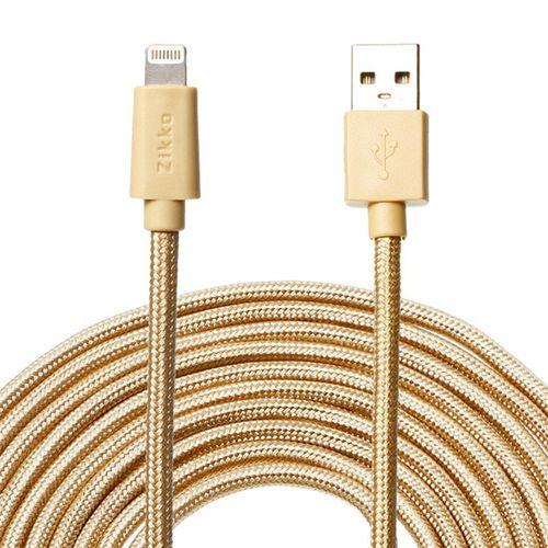 کابل تبدیل USB به لایتنینگ زیکو مدل Sc500-500R طول 5 متر