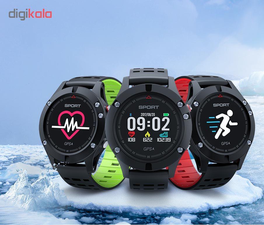ساعت هوشمند مدل F5