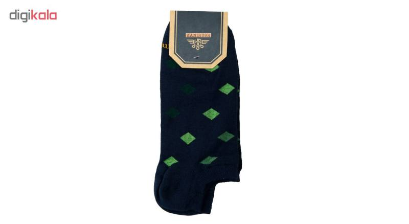 جوراب مردانه کانی راش کد 201964