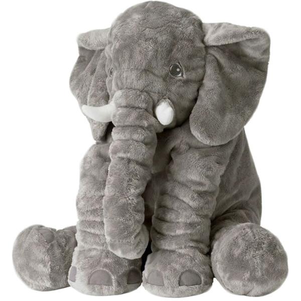 عروسک طرح فیل بالشتی طول 80 سانتی متر