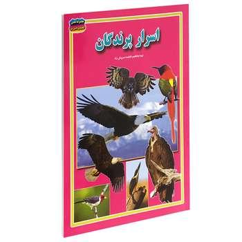 کتاب اسرار پرندگان اثر فاطمه سروش راد انتشارات حباب