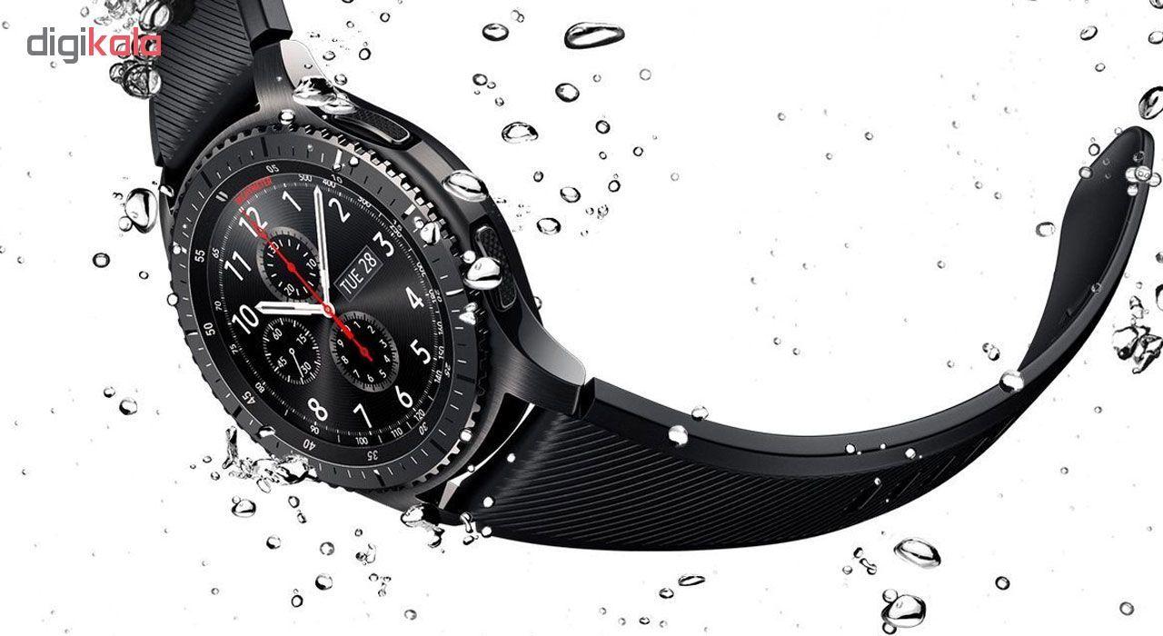 کاور مدل CSW مناسب برای ساعت هوشمند سامسونگ Gear S3/Galaxy Watch 46mm main 1 2