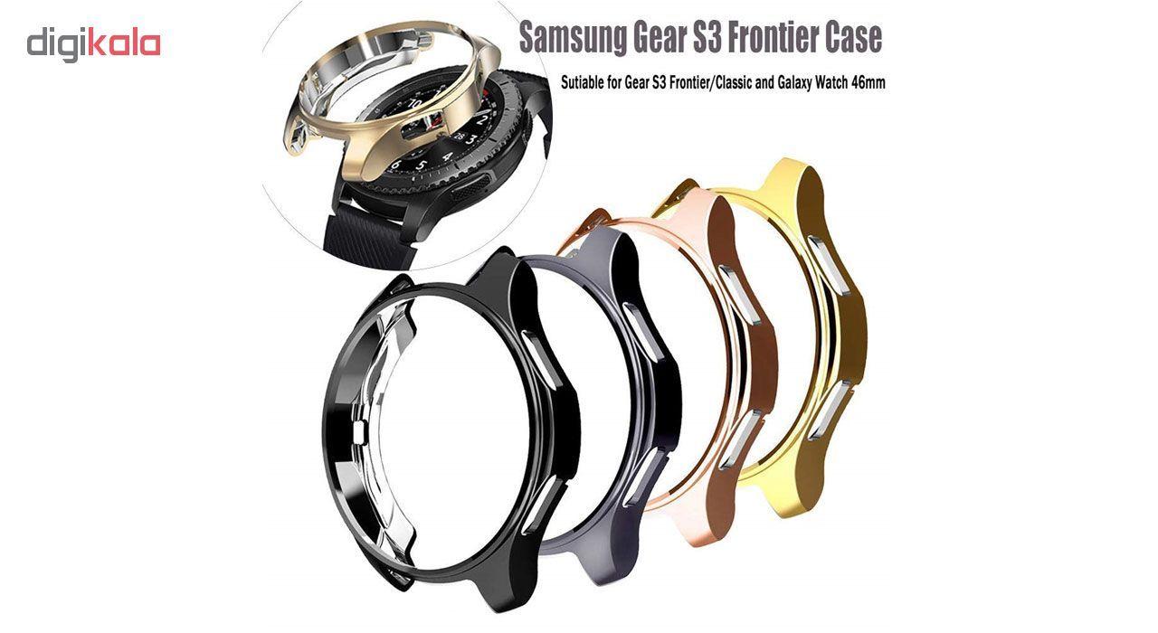 کاور مدل CSW مناسب برای ساعت هوشمند سامسونگ Gear S3/Galaxy Watch 46mm main 1 4
