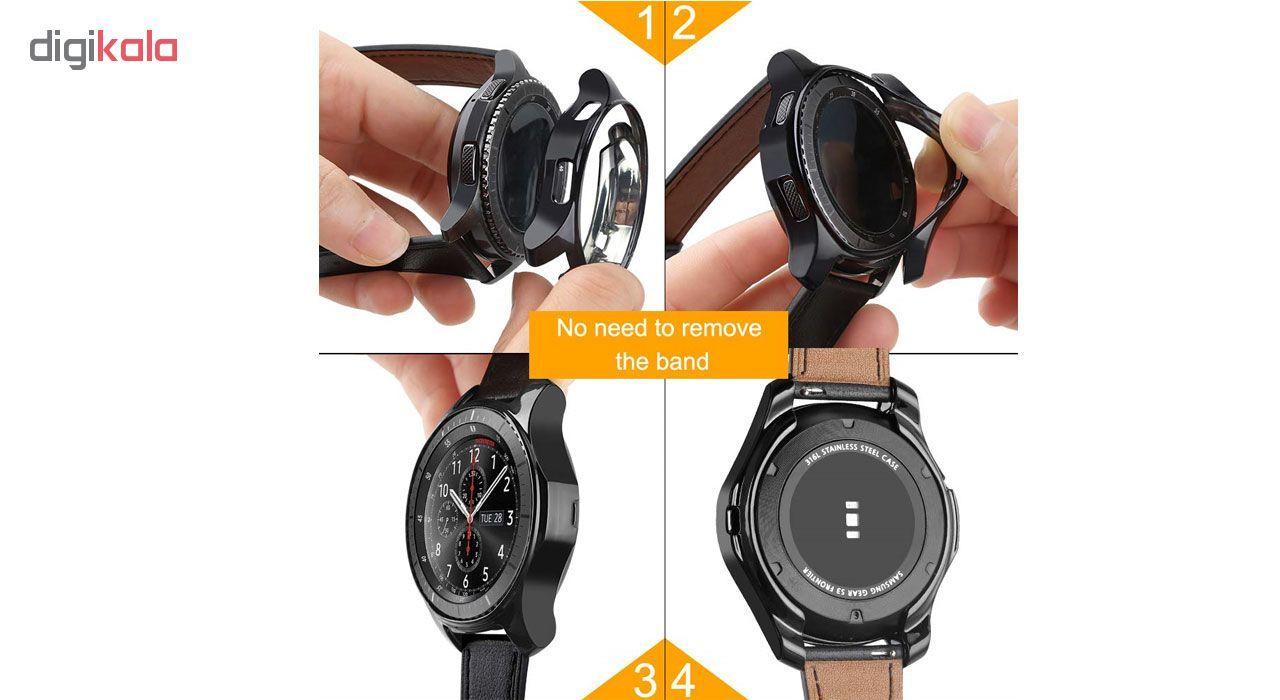 کاور مدل CSW مناسب برای ساعت هوشمند سامسونگ Gear S3/Galaxy Watch 46mm main 1 7