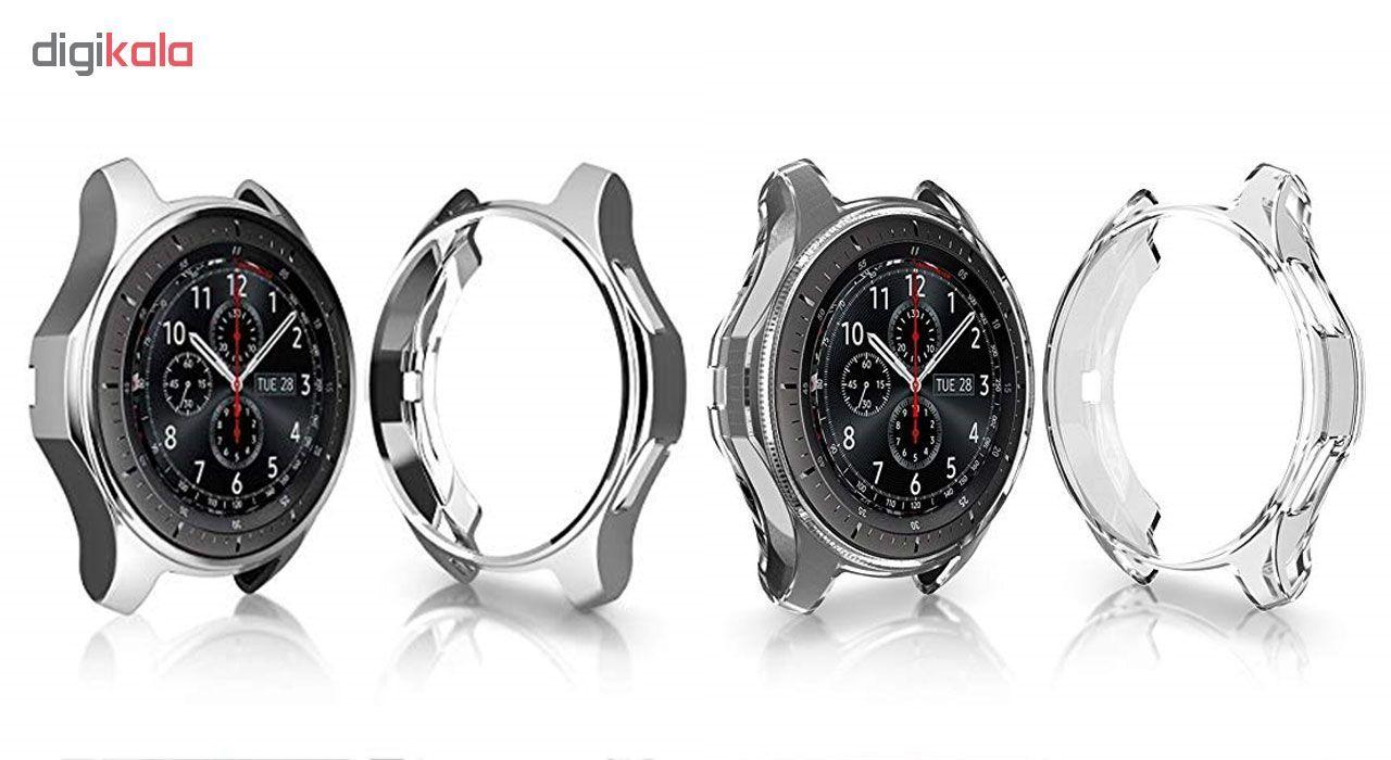 کاور مدل CSW مناسب برای ساعت هوشمند سامسونگ Gear S3/Galaxy Watch 46mm main 1 8