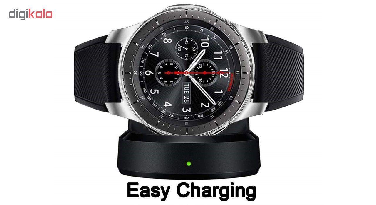 کاور مدل CSW مناسب برای ساعت هوشمند سامسونگ Gear S3/Galaxy Watch 46mm main 1 9