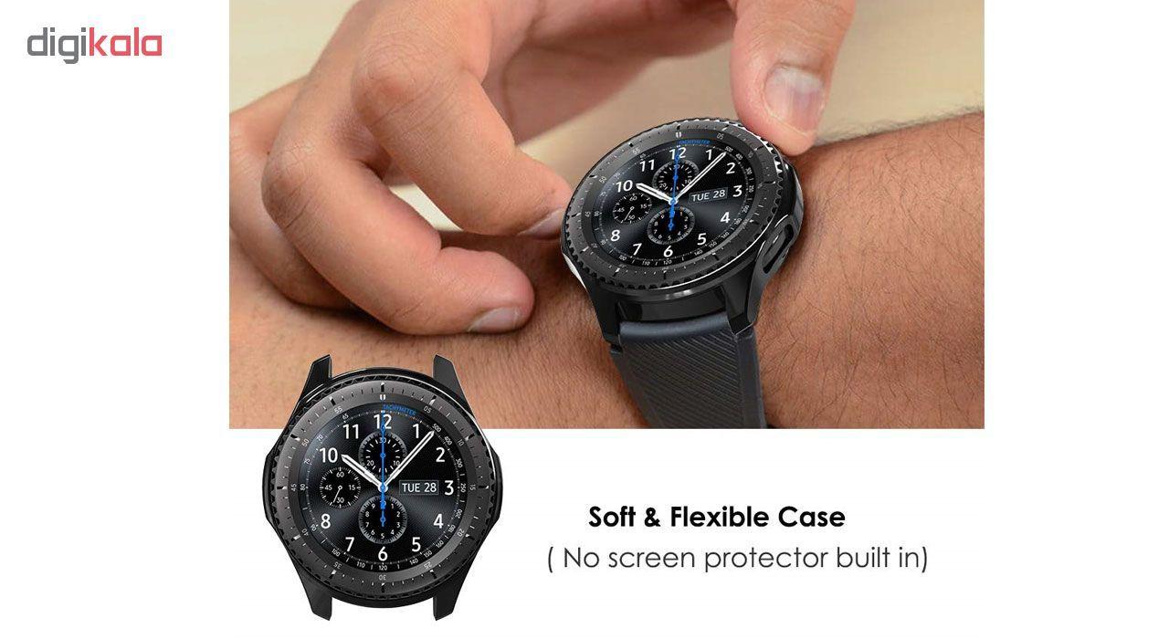 کاور مدل CSW مناسب برای ساعت هوشمند سامسونگ Gear S3/Galaxy Watch 46mm main 1 11