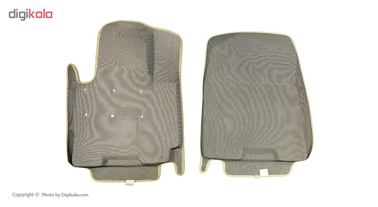 کفپوش پنج بعدی خودرو کد 003 مناسب برای اسپورتیج