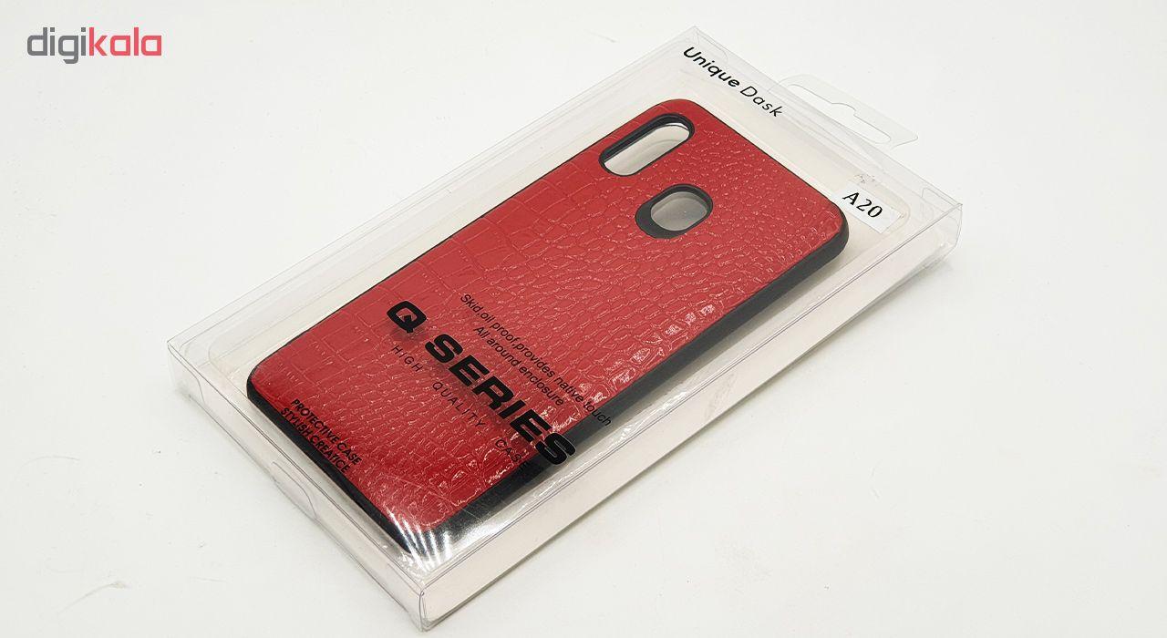 کاور مدل Q-SE01 مناسب برای گوشی موبایل سامسونگ Galaxy A30 main 1 3