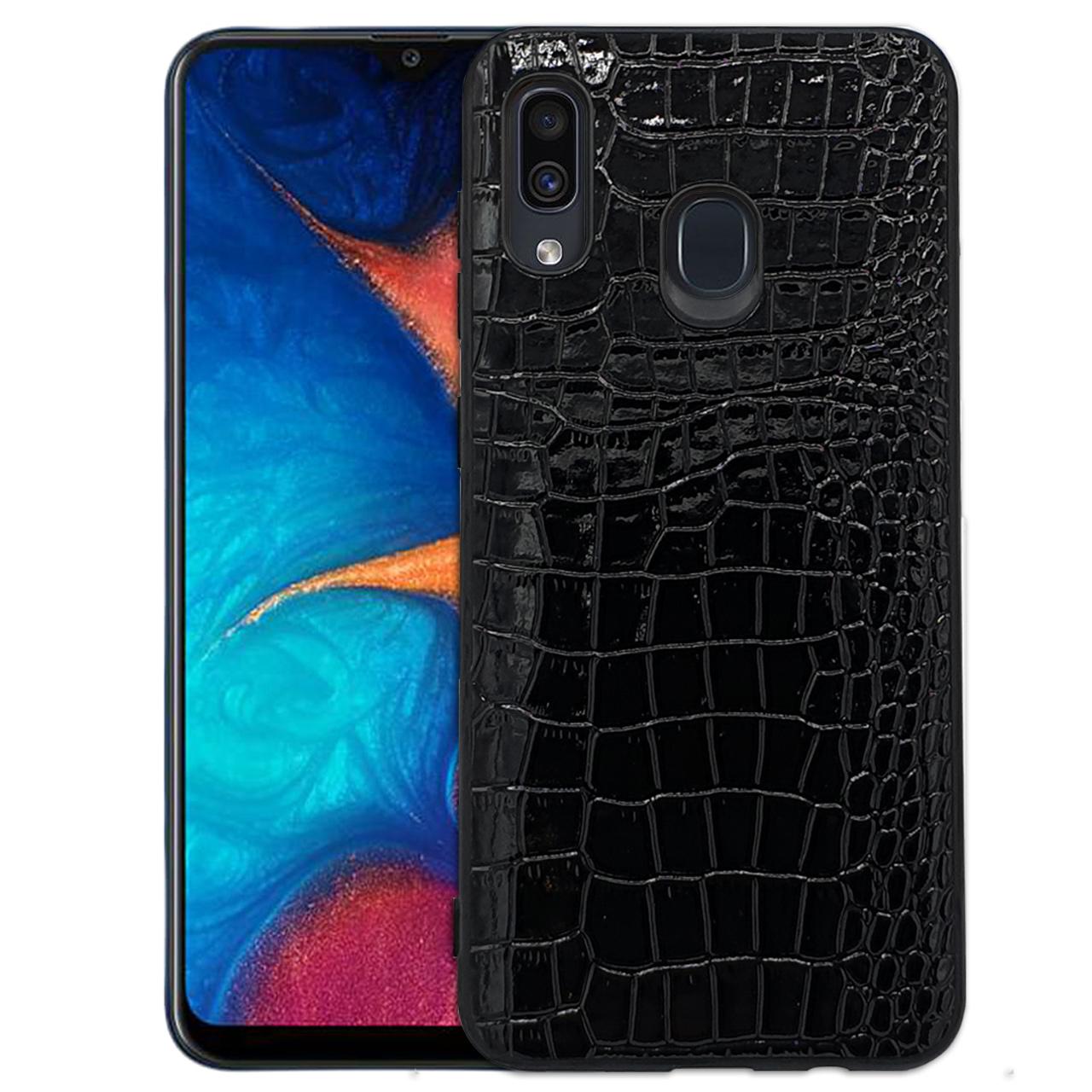 کاور مدل Q-SE01 مناسب برای گوشی موبایل سامسونگ Galaxy A20