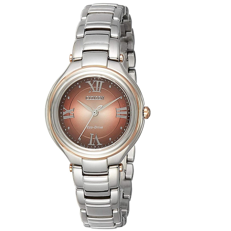 ساعت مچی عقربه ای زنانه سیتی زن کد FE2047-51W