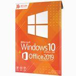 سیستم عامل Windows 10 نسخه 1903 + Office 2019 نشر جی بی تیم thumb