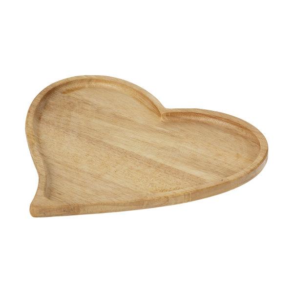 ظرف سرو طرح قلب کد 6