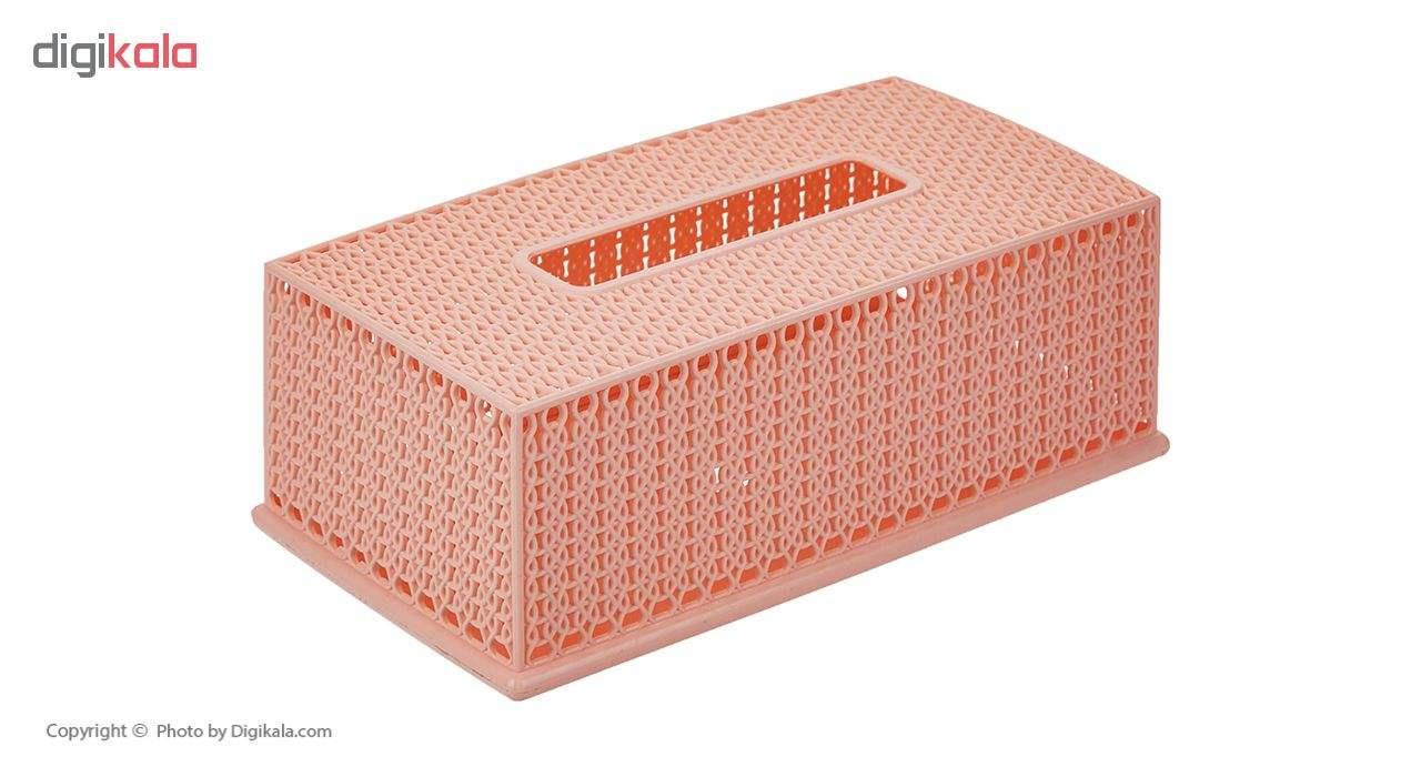 ست سطل و جا دستمال کاغذی مدل 003 main 1 8