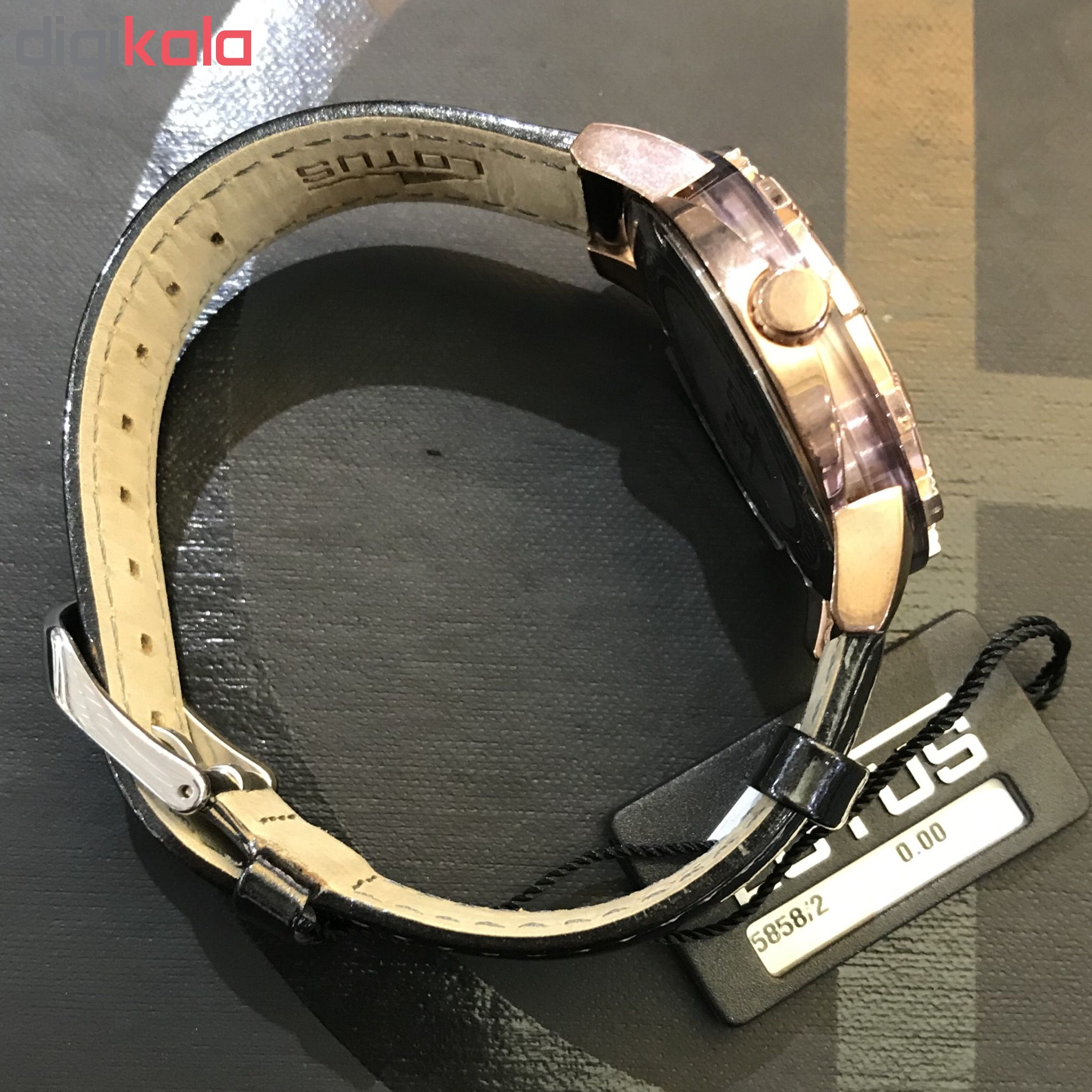 ساعت زنانه برند لوتوس کد L15858-2