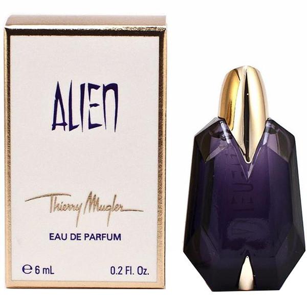 عطر جیبی زنانه تیری ماگلر مدل Alien حجم 6 میلی لیتر