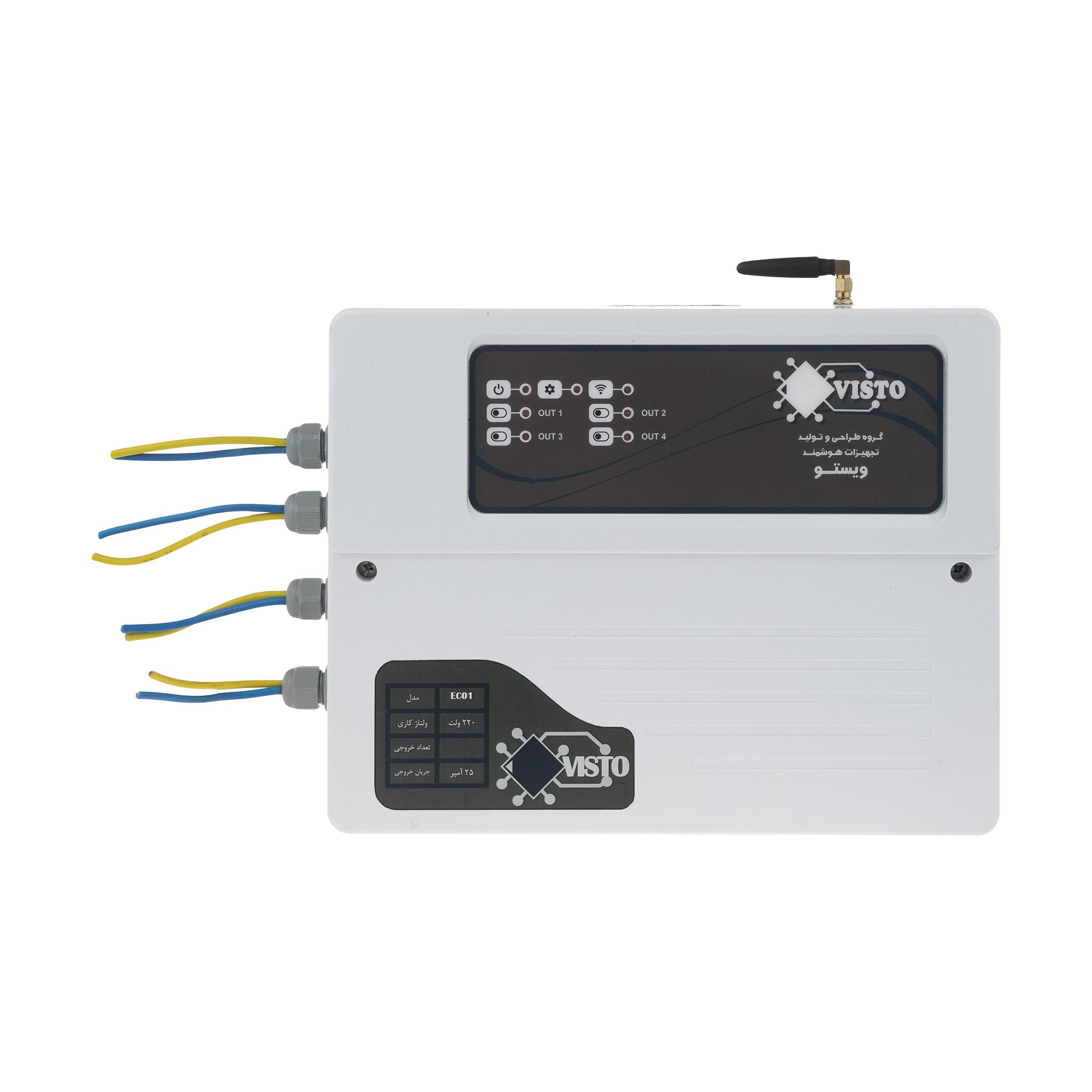 سیستم کنترل هوشمند ویستو مدل ec04