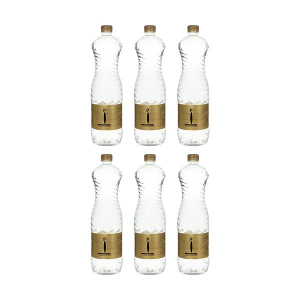 آب معدنی اُ حجم 1.5 لیتر بسته بندی 6 عددی